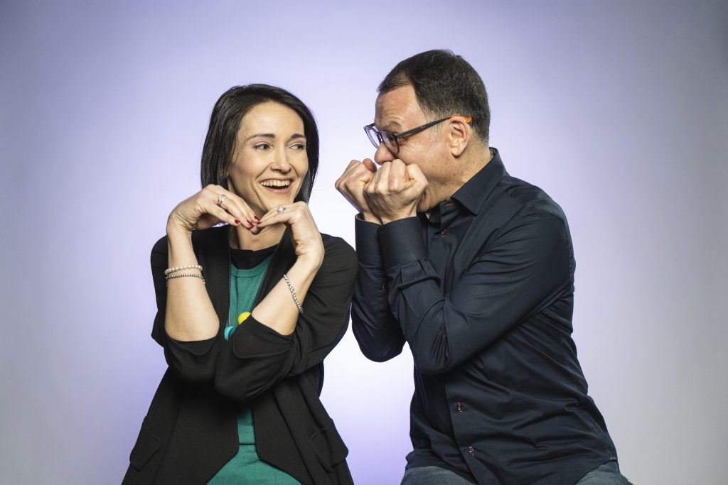 Speaker Social Club - Antonella Brogi e Enzo Passaro